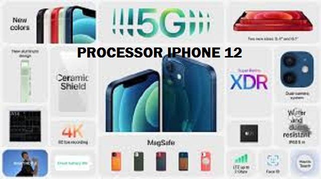 Iphone 12 Spesifikasi dan Harga