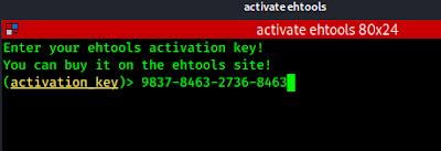 Ehtools pro key