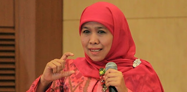 Gubernur Khofifah: Perusahaan Wajib Bayar THR, Corona Jangan Jadi Alasan!