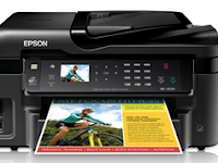 Epson WorkForce WF-3520 Drivers Download