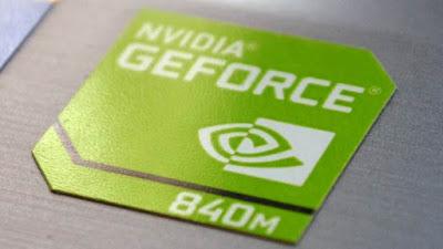 ダウンロードNvidia GeForce 840M(ノートブック)最新ドライバー