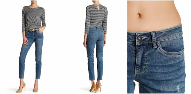 Vince Camuto Live In Skinny Jeans $40 (reg $99)