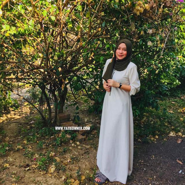 Selamat Hari Raya Aidilfitri Maaf Zahir Batin Pembaca Blog YatieOwner! :D