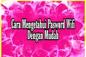 cara mengetahui pasword wifi dengan WPS connect 100% work