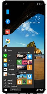 Windows 10 UI Premium for OPPO & Realme