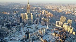 Hampir 3 bulan warga Saudi tidak pergi ke masjid