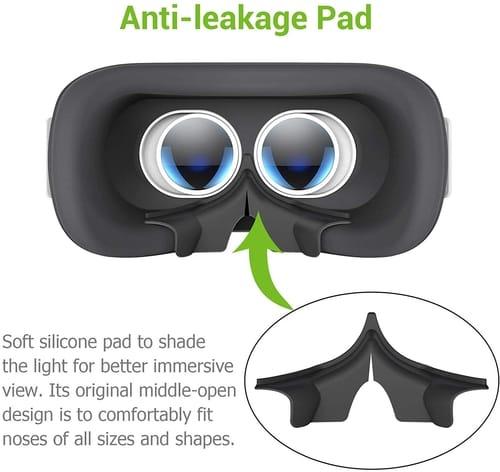 DESTEK V5 HD Virtual Reality Headset