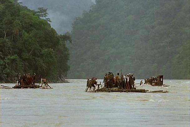 Αποστολή στην Αμαζονία (του αείμνηστου Γιώργου Ρούβαλη)