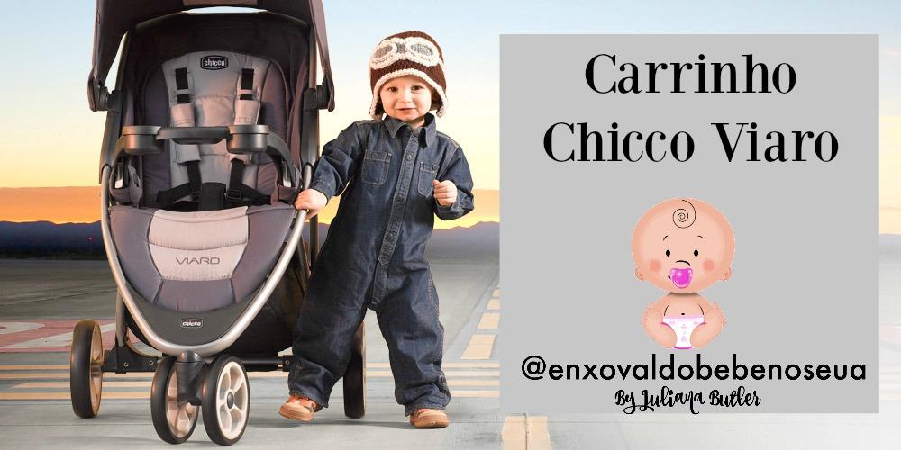Carrinho Chicco Viaro Enxoval Do Beb 234 Nos Eua
