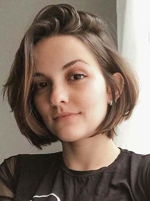 chanel sem franja cabelo
