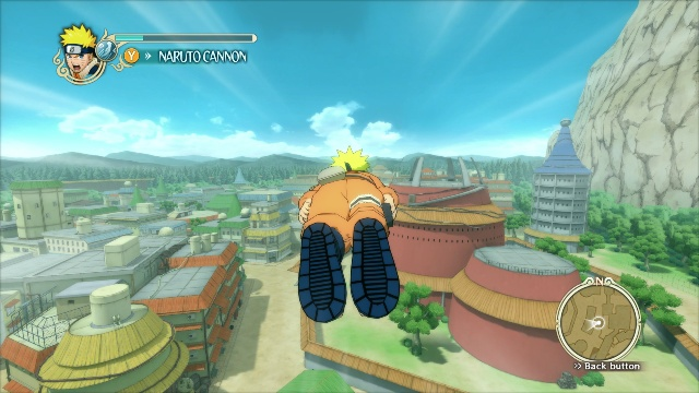 Download Game Naruto Ultimate Ninja Storm
