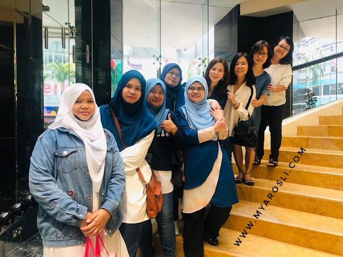 Majlis Hi Tea Akhir Tahun 2019