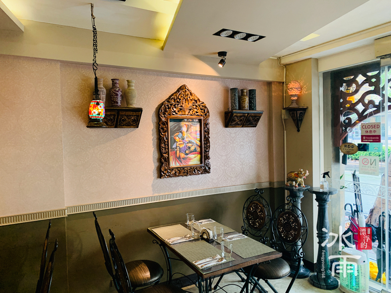 莫夏印度餐廳Moksha|店內風景