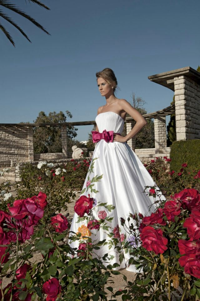 Couture Wedding Dresses by Dany Mizrachi