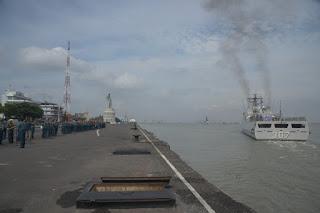 Satgas Port Visit 2019 - KRI Sultan Iskandar Muda-367