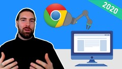 Automate your Chrome browser with Selenium (scraping)