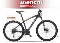 Logo Vinci 495 biciclette Bianchi Kuma con Rovagnati