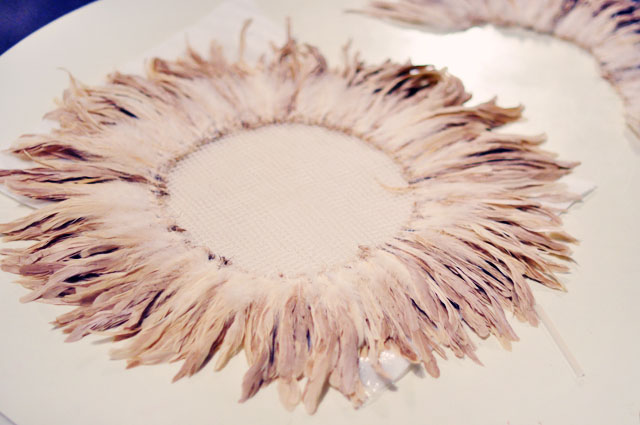 Relatively Feather Wall Art DIY African Juju Hat Tutorial | love Maegan YL94