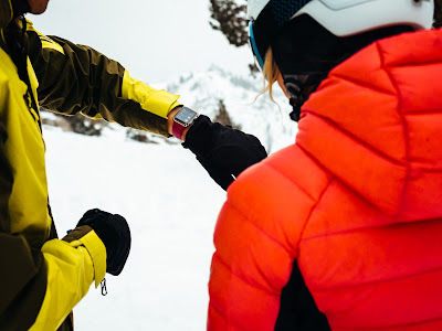 Apple Watch Series 3 Snowboarding and Skiing Activity Tracking