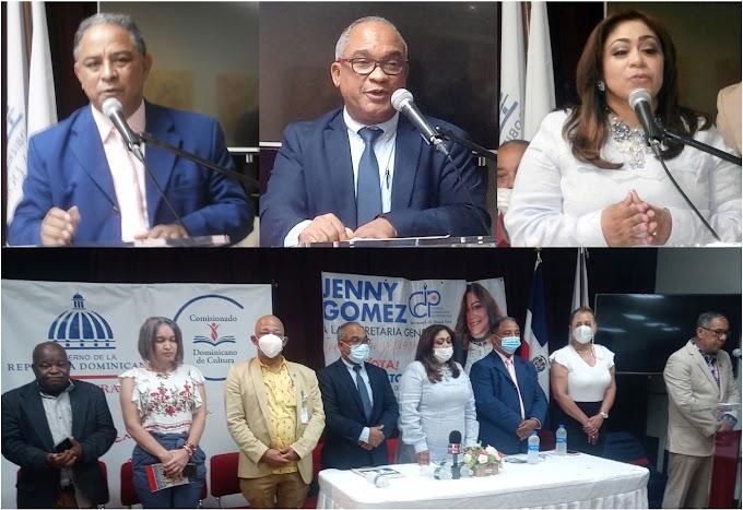 Aspirantes  a dirigir CDP y el IPP en RD y Nueva York reafirman propuestas de transformación y avances en conferencia de prensa