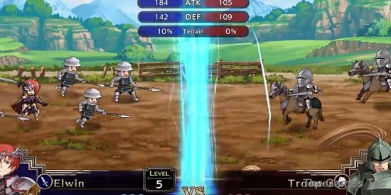 Langrisser I & II - PS4, PC: release date, review, gameplay, trailer price, pre order, steam, characters | Langrisser 1 & 2 Remake