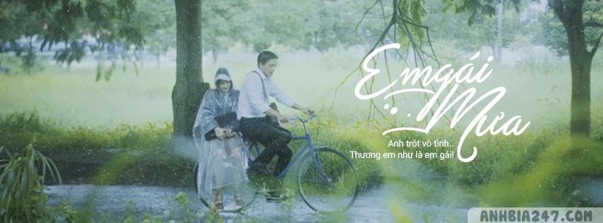 Ảnh bìa Em gái mưa - Hương Tràm
