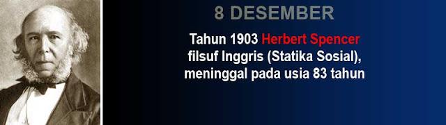 Hari kematian Herbert Spencer