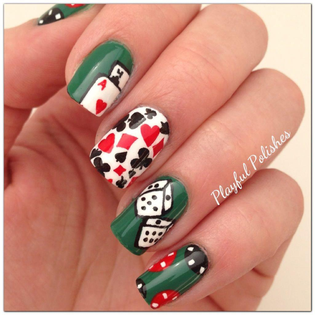 Playful Polishes: MARCH NAIL ART CHALLENGE (SUMMARY)