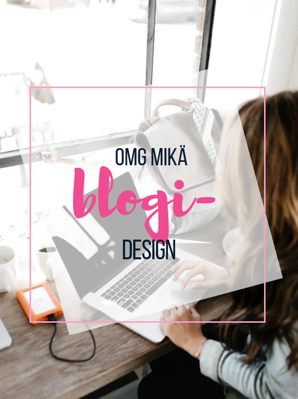 Upea blogidesign 2018
