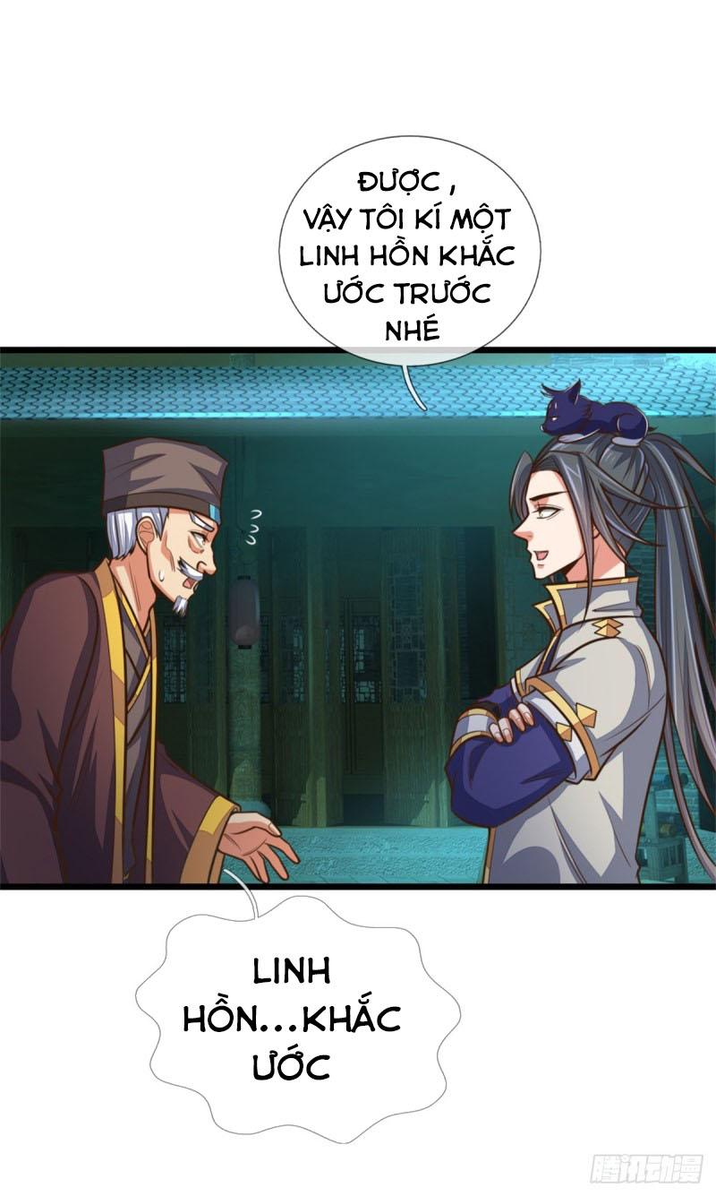 Thần Võ Thiên Tôn chap 190 - Trang 15