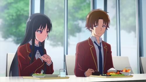 Baca Sinopsis dan Review Anime Classroom of the Elite
