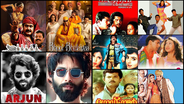 Top 10 South Films Remade in Hindi - IMDB Top Rated Movies