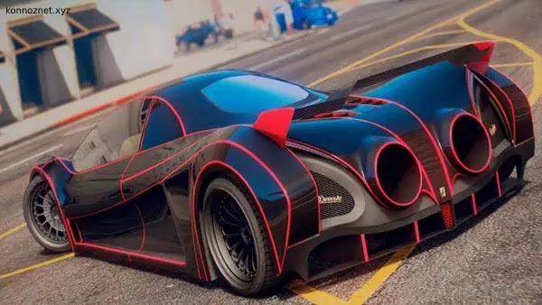 سيارة Deveste Eight