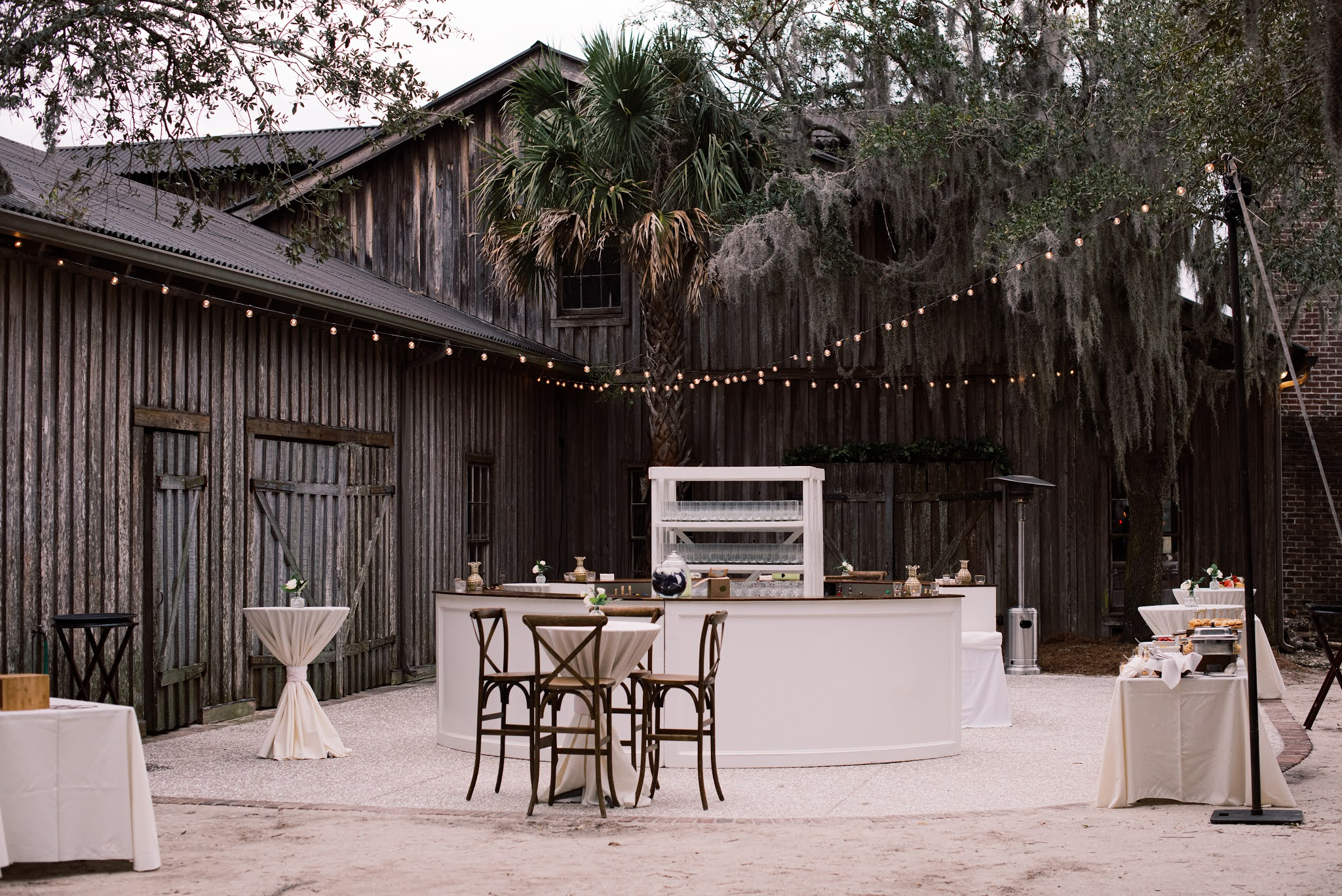 Charleston Wedding Rentals Event Haus - Chasing Cinderella