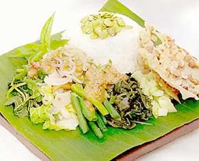 Resep Masakan Nasi Pecel Kawi