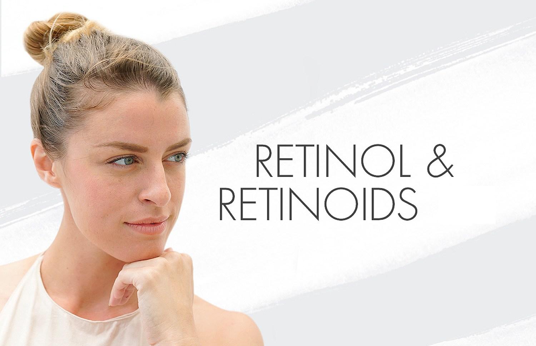 Retinol và các Retinoids