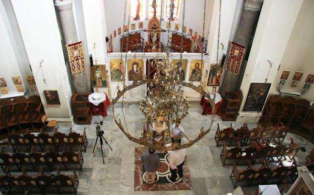 Τα οκτώ μέτρα της Εκκλησίας στη μάχη κατά του κορωνοϊού