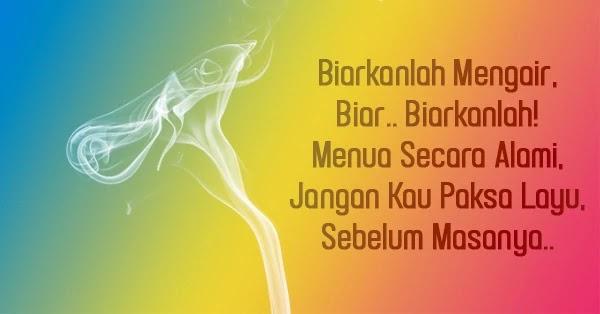 Menua Alami Dengan Berhenti Merokok