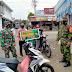 Danramil 21/Bulukerto : Tumbuhkan Kesadaran Warga Terapkan Protkes, Anggota Koramil Rutin Laksanakan Patroli