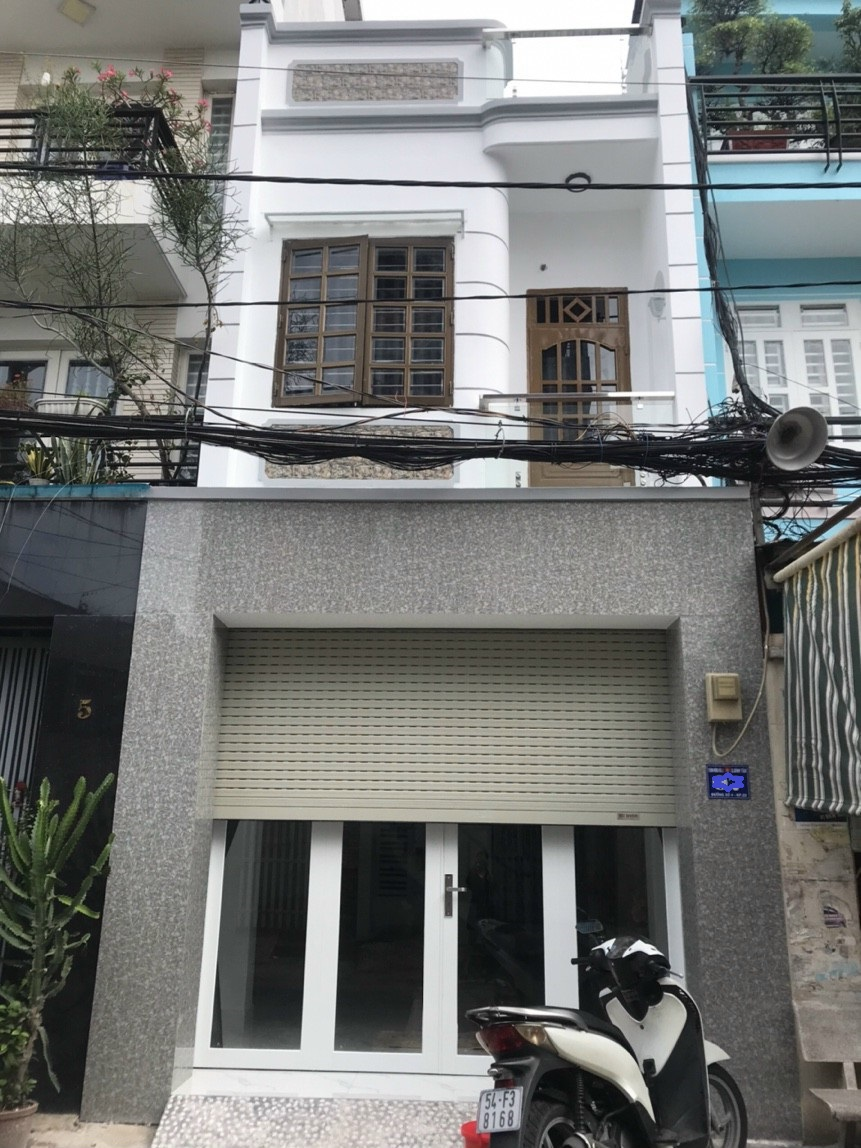 Bán nhà Mặt tiền đường số 4 Bình Hưng Hòa A quận Bình Tân dưới 5 tỷ mới nhất 2021
