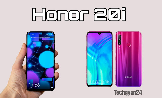 Honor 20i Mobile Best Budget Smartphone
