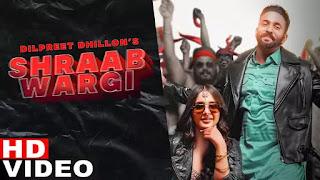 Shraab-Wargi-Lyrics