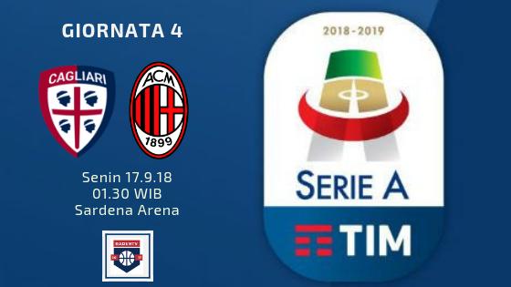 Streaming Cagliari vs AC Milan