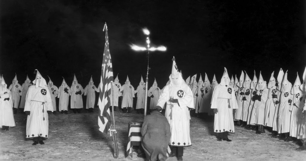 ku klux klan exploiting nativism and The fbi, cointelpro-white hate, and the nazification of the ku klux klan in the 1970s.
