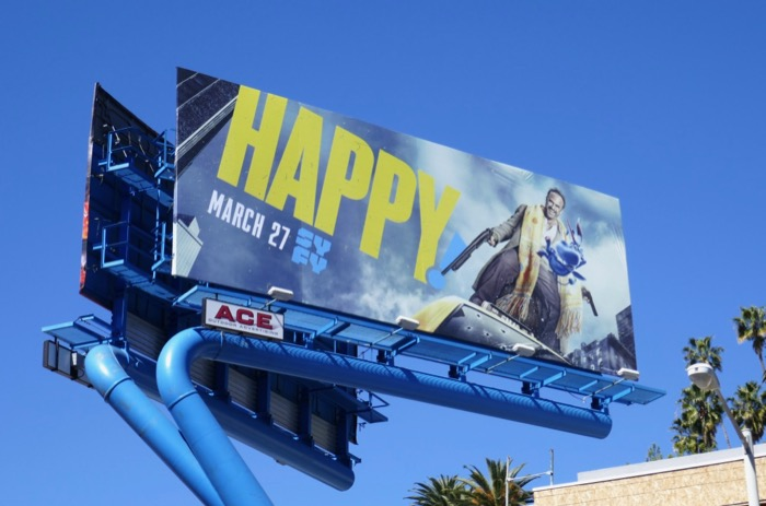 Happy! season 2 billboard