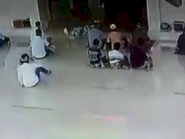 Innalillahi Wainna Ilaihi Rojiun, Imam Masjid Meninggal Seusai Salam Kedua