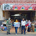 Babinsa Bangun Kesadaran Para Pedagang Dan Pengunjung Pasar Gede Patuhi Protkes