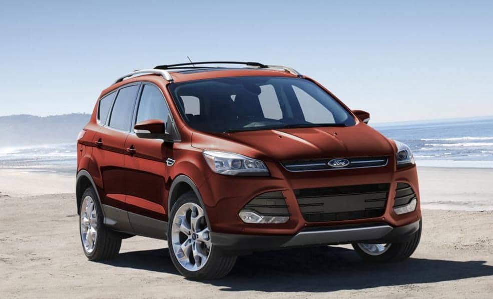 2015 Ford Escape SE Reviews