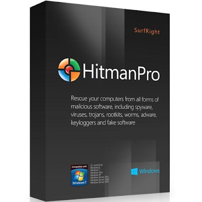 HitmanPro - Elimina el molesto malware !!