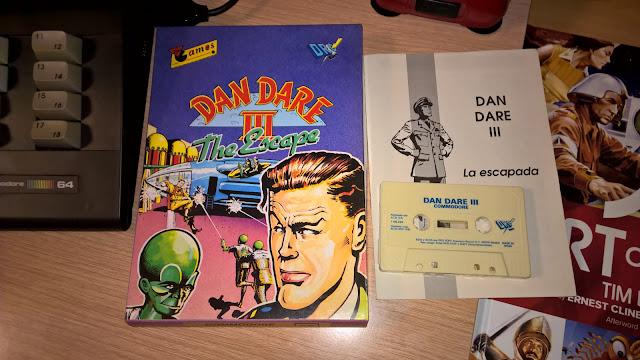 Dan Dare III